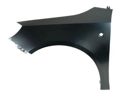 Blatobran  Škoda Roomster 07-15, galvanizirani čelik