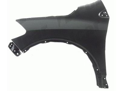 Blatobran Suzuki SX4 S-Cross 13-, s otvorom za žmigavac
