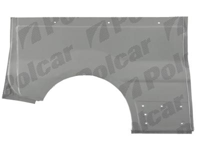 blatobran (zadnji) Renault Trafic 01-14