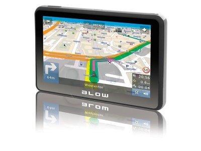 "Blow navigacija GPS590 SIROCCO, + EU + spominska kartica 8 GB, 5"""