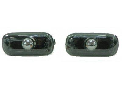 Bočni smernik Audi A4 03-12, črni