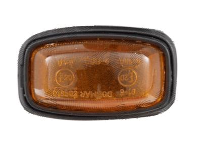 Bočni smernik Fiat 126 FL 72-00, s kontaktno ploščo