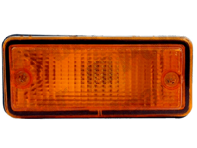 Bočni žmigavac 300019-E - Fiat 126 EL 72-00, žuti