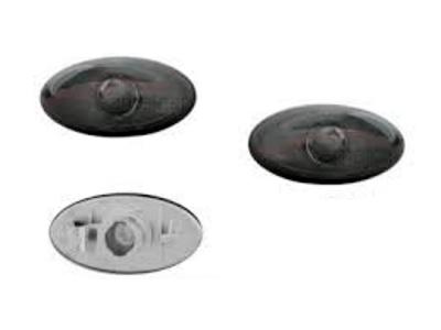 Bočni žmigavac Citroen C1 05-14, prozirno-zatamnjen