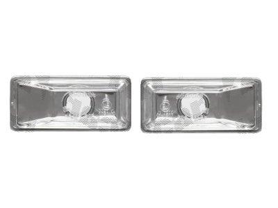 Bočni žmigavac Peugeot 106 96-03, Prozirni