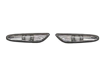 Bočni žmigavac (prozirno- zatamljeni) 204019DE- BMW, set