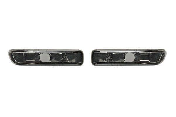 Bočni žmigavac (prozirno, zatamljeni) BMW Serije 3 (E46), set