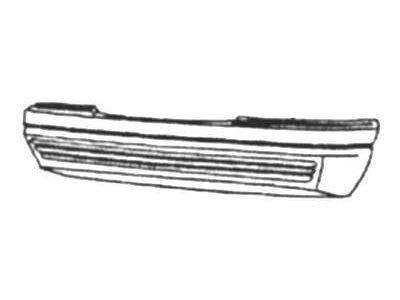 Branik Mercedes-Benz S-Klasa W140 91-98