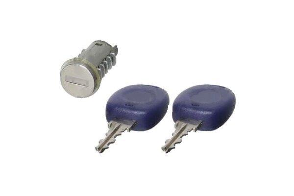 Brava poklopca prtljažnika Fiat Punto 93-99 + ključevi