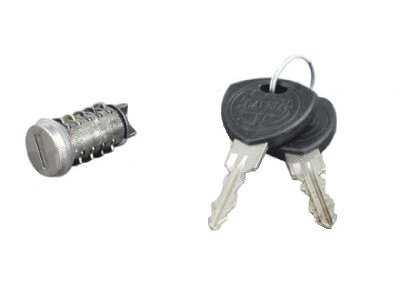 Brava poklopca prtljažnika Lancia Y10 92-95 + ključevi