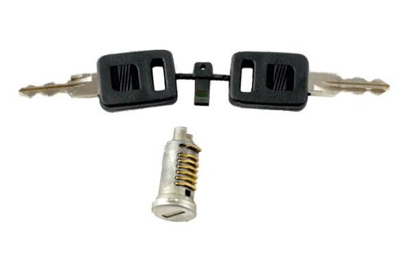 Brava poklopca prtljažnika Seat Ibiza 85-89 + ključevi
