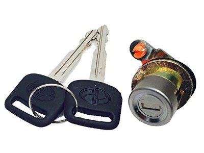 Brava poklopca prtljažnika Toyota Camry 92-96 + ključevi