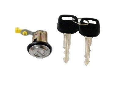 Brava poklopca prtljažnika Toyota Corolla 87-92 + ključevi