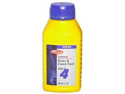 Bremsflüssigkeit DOT4 0,5 L DEPLHI