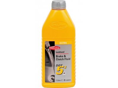 Bremsflüssigkeit DOT5 0,5 L DELPHI