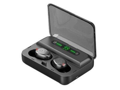 Brezžične Bluetooth slušalke F9, vodoodbojne IPX5, Bluetooth 5.0