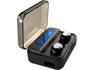 Brezžične Bluetooth slušalke S590, vodoodbojne IPX5, Bluetooth 5.0