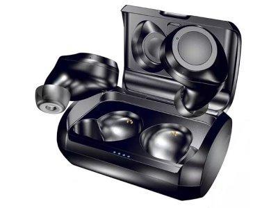 Brezžične Bluetooth slušalke T1, vodoodbojne, Bluetooth 5.0