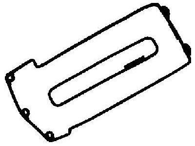 Brtvilo poklopca ventila BMW X5 99-07, 1-4