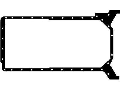 Brtvilo posude za ulje Mercedes-Benz Razred G (W461) 92-; 0,5mm