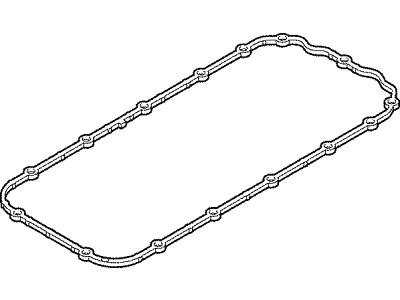 Brtvilo posude za Ulje Opel Zafira 99-05, guma