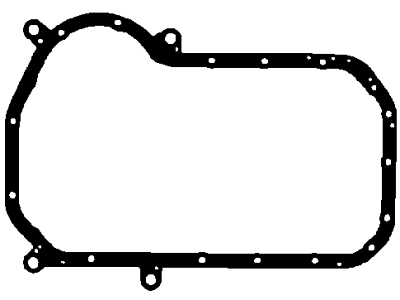 Brtvilo posude za ulje Volkswagen Passat 96-00