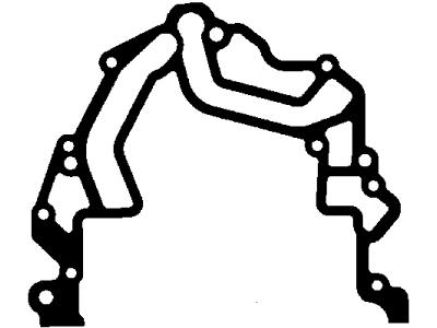 Brtvilo pumpe za ulje Audi, Škoda, Volkswagen