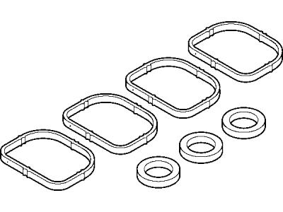 Brtvilo usisnog kolektora Seat Arosa 97-05