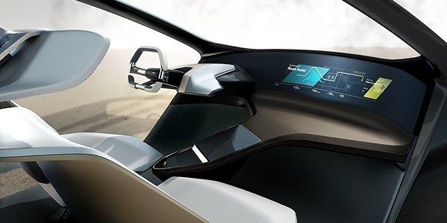 Budućnost enterijera automobila