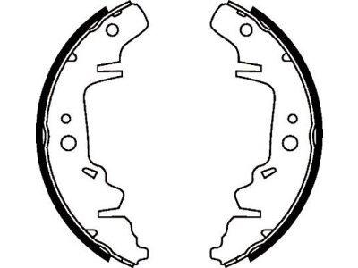 Čeljust kočiona S72-1027 - Chrysler