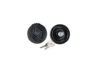 Čep rezervoara za gorivo Fiat Croma 86-96 crni