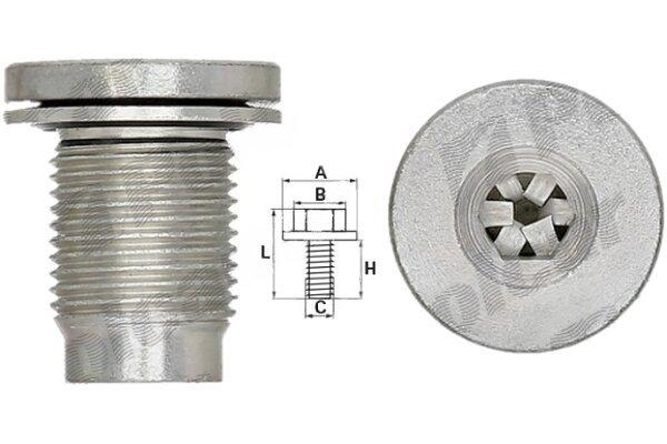 Čep spremnika za ulje 5M182627 - Fiat Punto 99-10