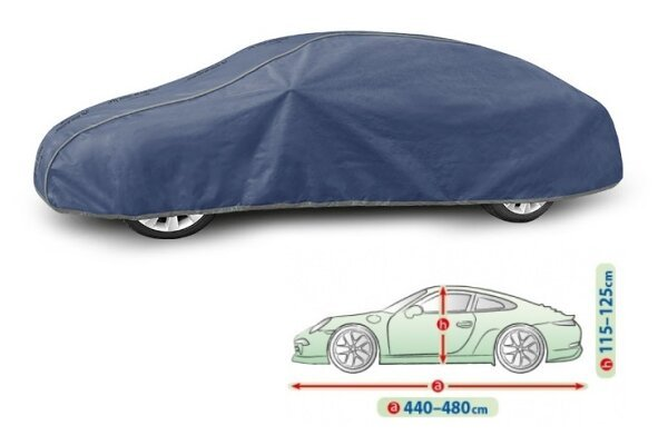 Cerada za auto Kegel Blue Coupe XL, 440-480cm