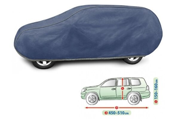 Cerada za auto Kegel Blue SUV XL, 450-510cm