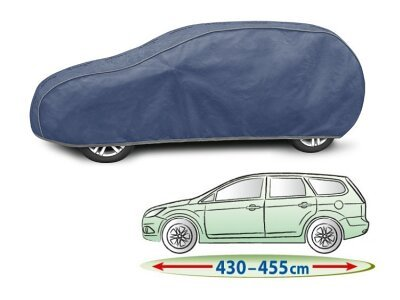 Cerada za auto Kegel Hatchback Silver L2, 430-455 cm