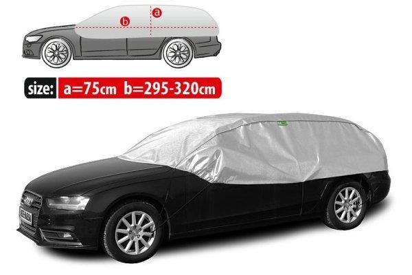 Cerada za auto Kegel L-XL Hatchback/Caravan, 295-320cm/75cm