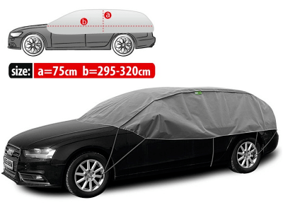 Cerada za auto Kegel L-XL Hatchback/Caravan-Winter, 295-320cm/75cm