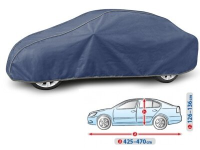 Cerada za auto Kegel Sedan Blue L, 425-470cm