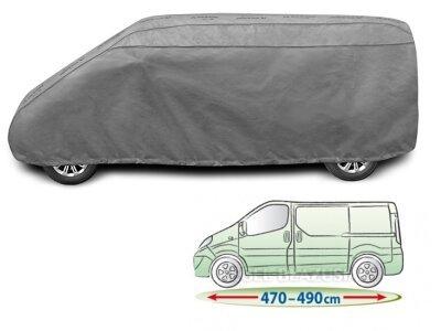 Cerada za auto Kegel Van, 470-490 cm