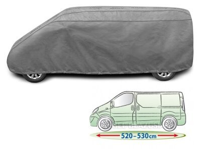 Cerada za auto Kegel Van, 520-530 cm