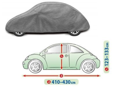 Cerada za auto New Beetle Kegel, 410-430 cm