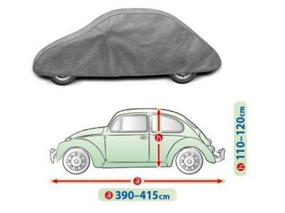 Cerada za auto Old Beetle Kegel, 390-415 cm