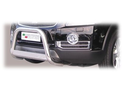 Cevna zaščita odbijača Misutonida - Chevrolet Captiva 06-10 (63mm)