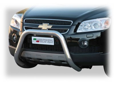 Cevna zaščita odbijača Misutonida - Chevrolet Captiva 06-10 (76mm)
