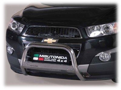 Cevna zaščita odbijača Misutonida - Chevrolet Captiva 11- (63mm)