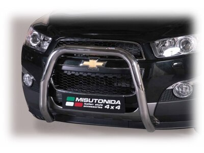 Cevna zaščita odbijača Misutonida - Chevrolet Captiva 11- (76mm)
