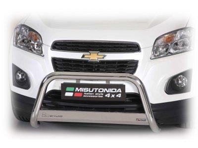 Cevna zaščita odbijača Misutonida - Chevrolet Trax 12- (63mm)