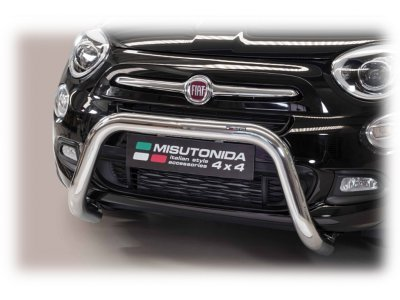 Cevna zaščita odbijača Misutonida - Fiat 500X 15- (76mm)