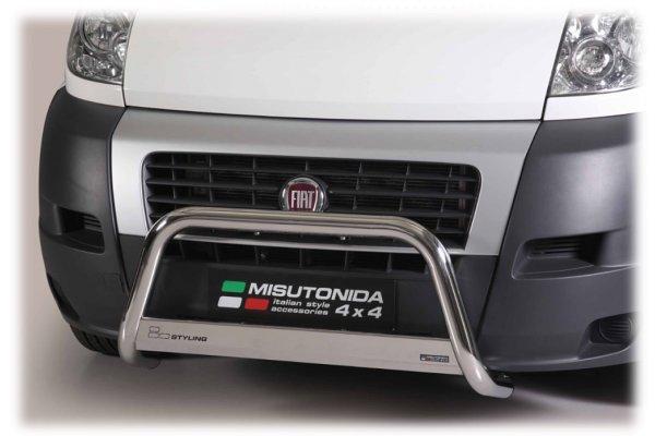Cevna zaščita odbijača Misutonida - Fiat Ducato 06-13