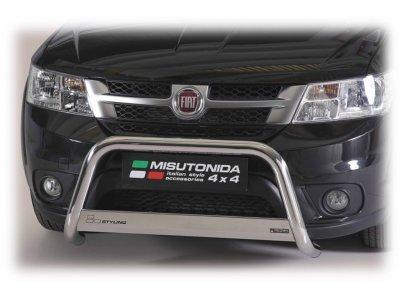 Cevna zaščita odbijača Misutonida - Fiat Freemont 11- (63mm)